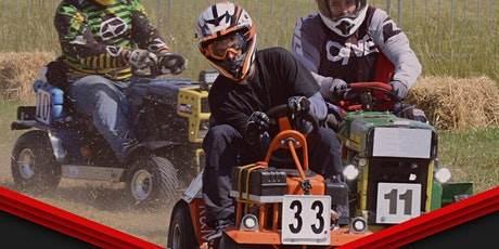 Riding Lawn Mower Race tickets