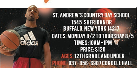 OverHall Training Outwork Basketball Camp tickets