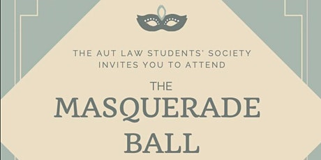 AUTLSS x College of Law Present The Masquerade Ball tickets