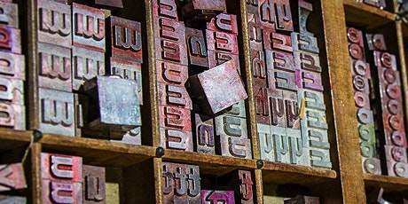 Letterpress Workshop 3 (Christchurch) tickets