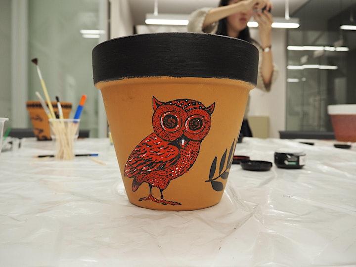 Great Greek Pot Painting Night image