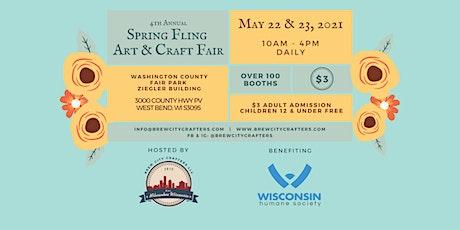4th Annual Spring Fling Art & Craft Fair tickets