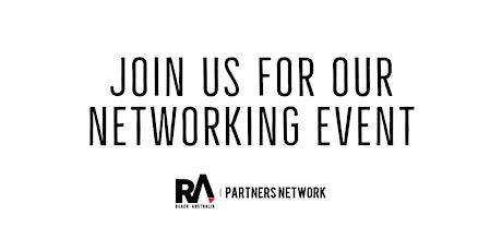 Reach Australia Partners Network tickets