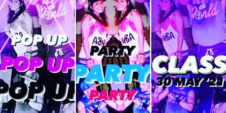 Zumba Pop Up Party Class with Caro & Mike tickets