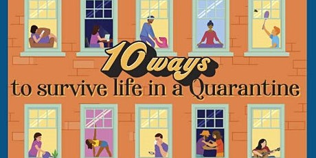 Sundays - 10 Ways to Survive Life in a Quarantine tickets