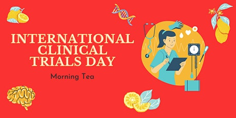 International Clinical Trials Day - Morning tea tickets