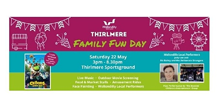 Thirlmere Family Fun Day tickets