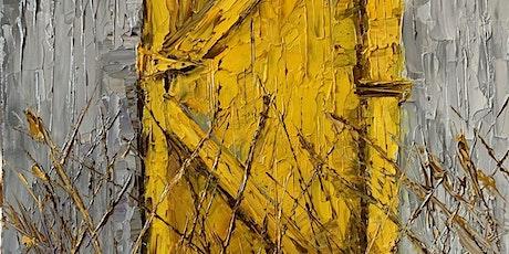 The Yellow Barn Event (Artist Robert Kroeger vists Mantua) tickets