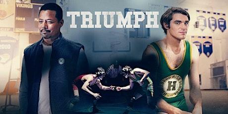 UCP Screening of Triumph tickets