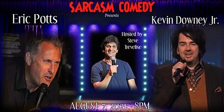 Comedian Kevin Downey Jr  and Eric Potts tickets