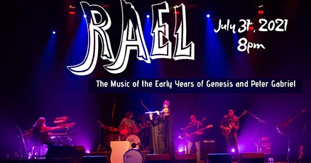RAEL-The Music of Genesis tickets