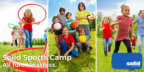 Solid Sports Camp Registration tickets