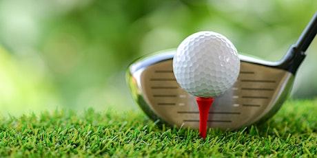 First Annual Golf Tournament tickets