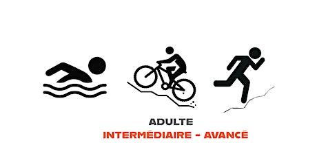 Clinique adulte  Crosstriathlon - Intermédiaire-Avancé billets