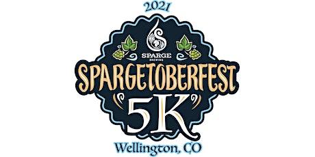 SPARGETOBERFEST 5K tickets