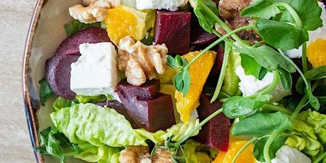 Cooking Class - Salads & Vinaigrettes 101 tickets