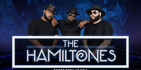 TOS SATURDAY'S featuring THE HAMILTONES & DJ SHAUN tickets