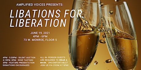 Libations for Liberation tickets