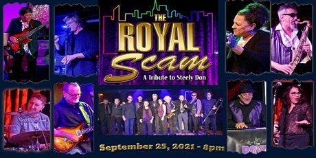 The Royal Scam  ( Steely Dan Tribute) tickets
