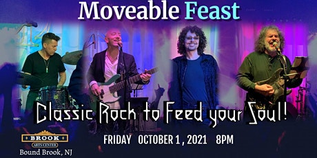 MOVEABLE FEAST - Classic Rock for the Soul! tickets