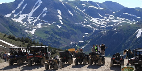 COFA National ATV Ride (Ouray, Co) tickets