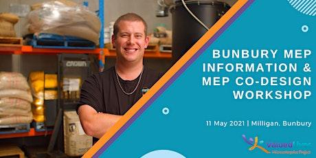 Bunbury MEP Information & MEP Co-Design Workshop tickets