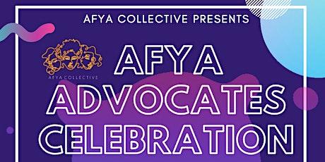 Afya Advocates Celebration tickets