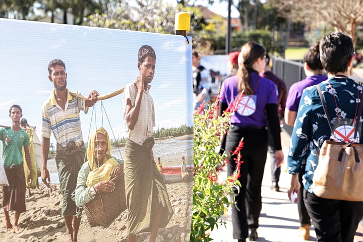 Professional Development for Teachers - Refugee Camp In My Neighbourhood image