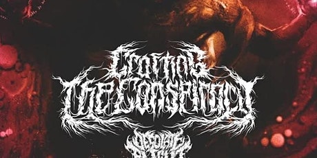 Crafting the Conspiracy with Desolate Blight at The Edge Bar tickets