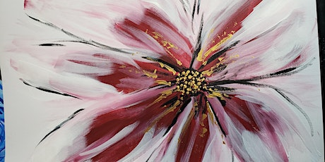 Free Virtual Painting Class - May Flowers tickets