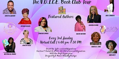 The V.O.I.C.E. BOOK CLUB tickets