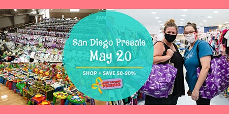 JBF San Diego Presale Spring 2021: May 20 tickets