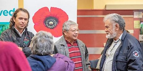 Waikato Veterans' Forum 2021 - Exhibitor Registration tickets