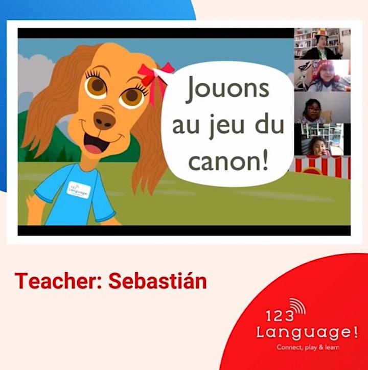 Imagen de CLASES DE INGLÉS Y FRANCÉS PARA NIÑOS