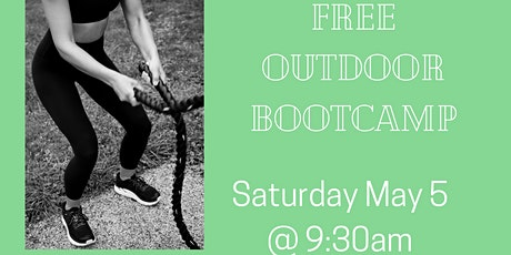Shred for Summer Outdoor Bootcamp! tickets