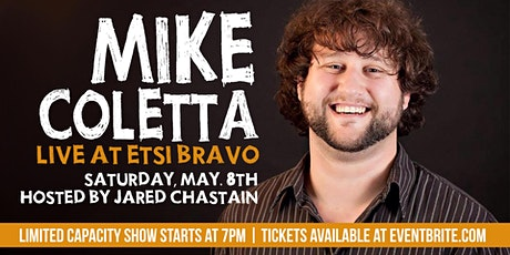 Comedian Mike Coletta Live tickets