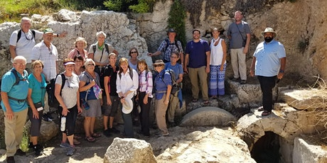 The Footsteps of Jesus Experience w Eric Laverentz and John Walker tickets