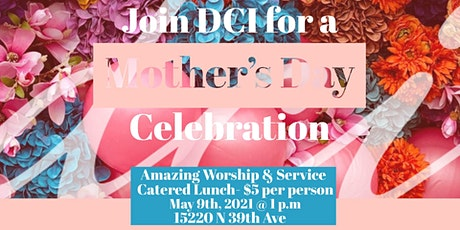 Special Mothers Day Celebration tickets