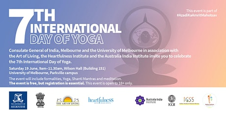 International Day of Yoga 2021 tickets