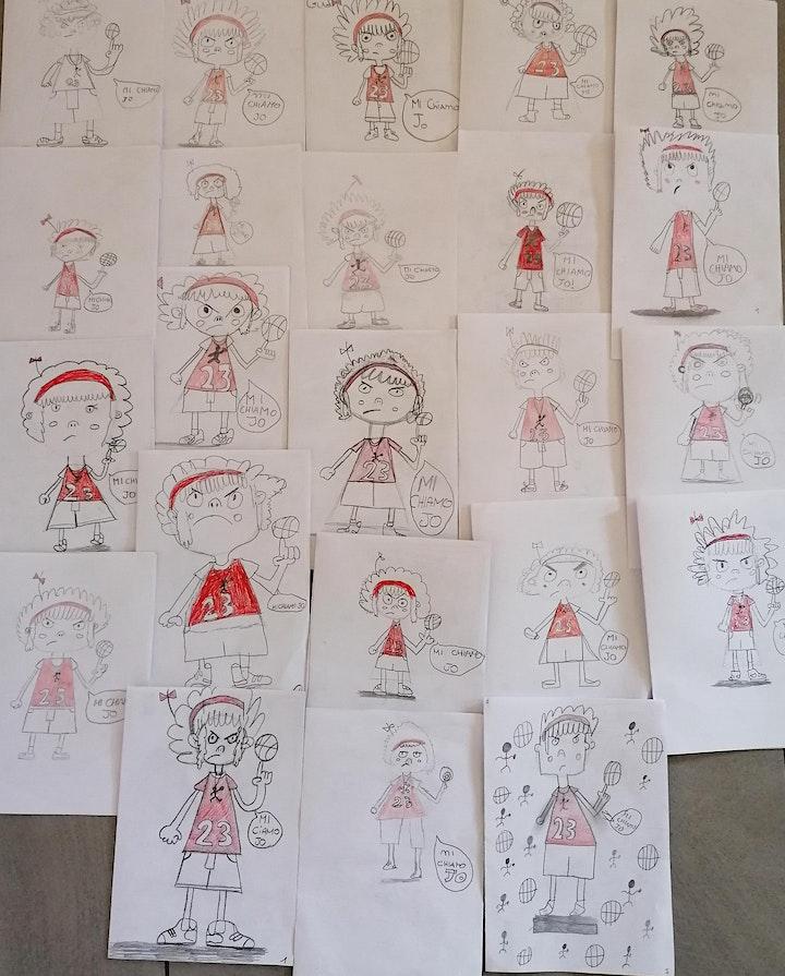 Immagine Jo e i tre cappottini, fumetti pieni di ODIO (e cuoricini)