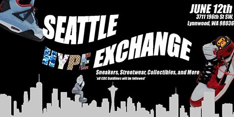Seattle Hype Exchange tickets