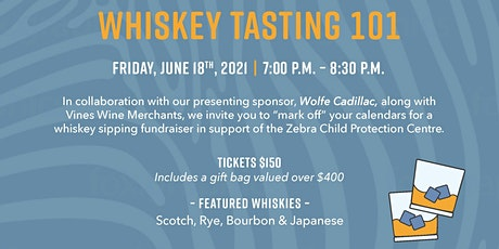 Virtual Father's Day Whiskey Tasting 101 tickets
