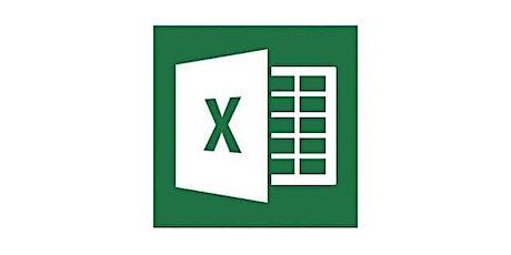 Microsoft Excel Basics (Part 2) @ Bridgewater Library tickets