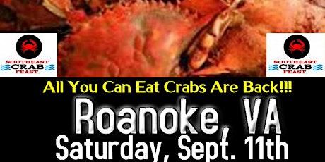 Southeast Crab Feast - Roanoke (VA) tickets