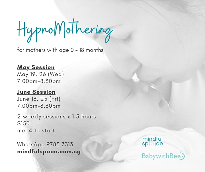 HypnoMothering for Mothers with age 0-18 months image