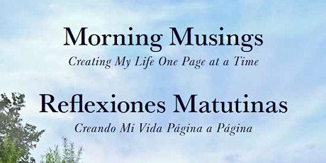 Reflexiones Matutinas: The life of a bilingual writer entradas