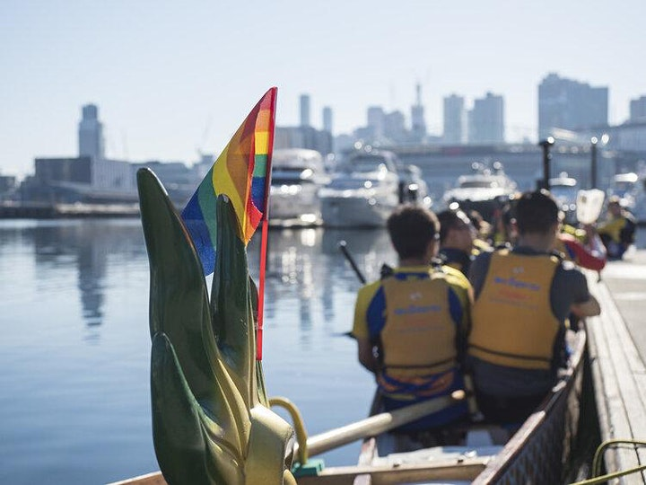 Celebrate the Dragon Boat Festival at Yarra's Edge image
