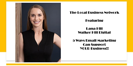Redlands Coast Lets Grow At The Local Business Network & Email Marketing tickets