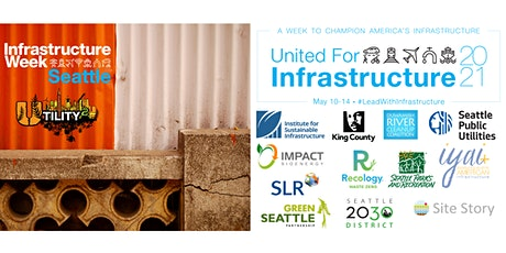 3rd Annual Infrastructure Week 2021: Seattle tickets