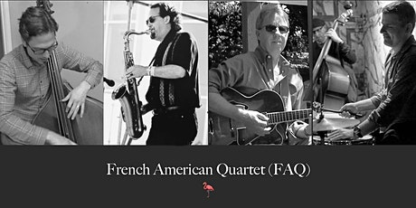 Backyard Concert #5 - French American Quartet (FAQ) tickets